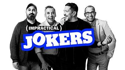 Impractical Jokers | truTV.com