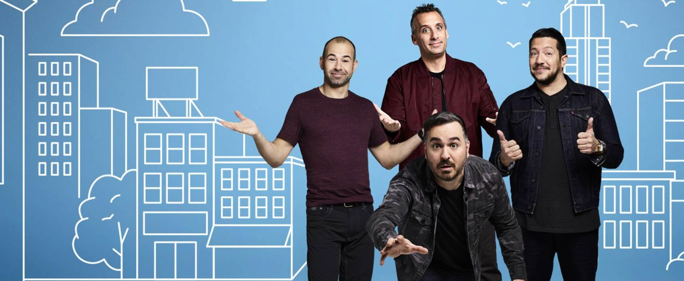 Impractical Jokers: Dinner Party Show  1